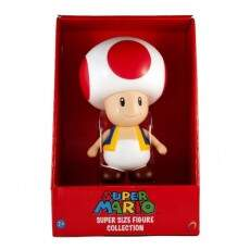 Super Mario Super Size Figure Collection: Toad