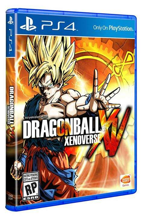 Dragon Ball: Xenoverse - Ps4 (Seminovo)
