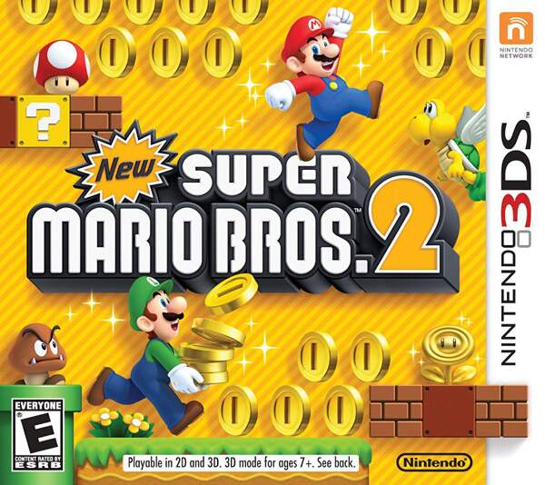 New Super Mario Bros.2 - 3DS