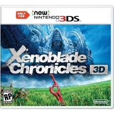 Xenoblade Chronicles 3D - New 3DS