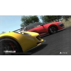 Drive Club - Ps4 (Seminovo)