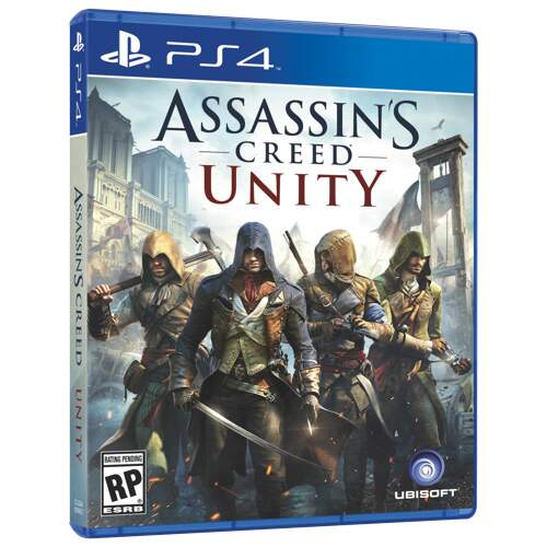 Assassins Creed Unity - Ps4 (Seminovo)