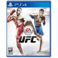 EA Sports UFC - Ps4 (Seminovo)