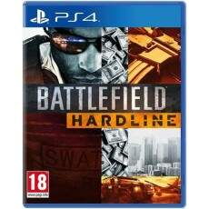 Battlefield Hardline - Ps4 (Seminovo)