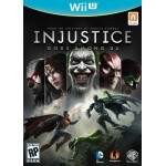 Injustice: Gods Among Us - Wii U (Seminovo)