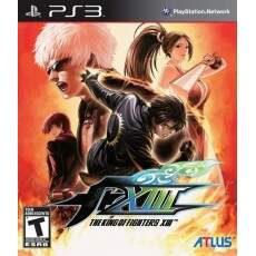 The King of Fighters XIII - Ps3 (Seminovo)