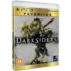 Darksiders: Favoritos - Ps3 (Seminovo)