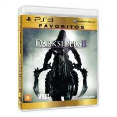 Darksiders 2: Favoritos - Ps3 (Seminovo)