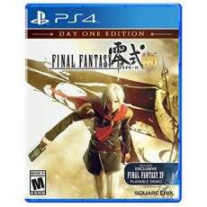 Final Fantasy Type-0 HD - Day One Edition - Ps4