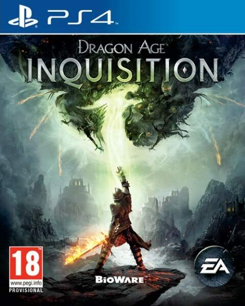 Dragon Age: Inquisition - Ps4 (Seminovo)