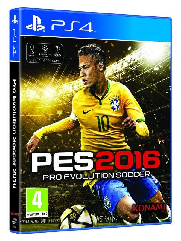 PES 2016: Pro Evolution Soccer - Ps4
