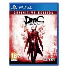 Devil May Cry: Definitive Edition - Ps4 (Seminovo)