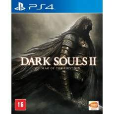 Dark Souls II Scholar Of The First Sin - Ps4 (Seminovo)