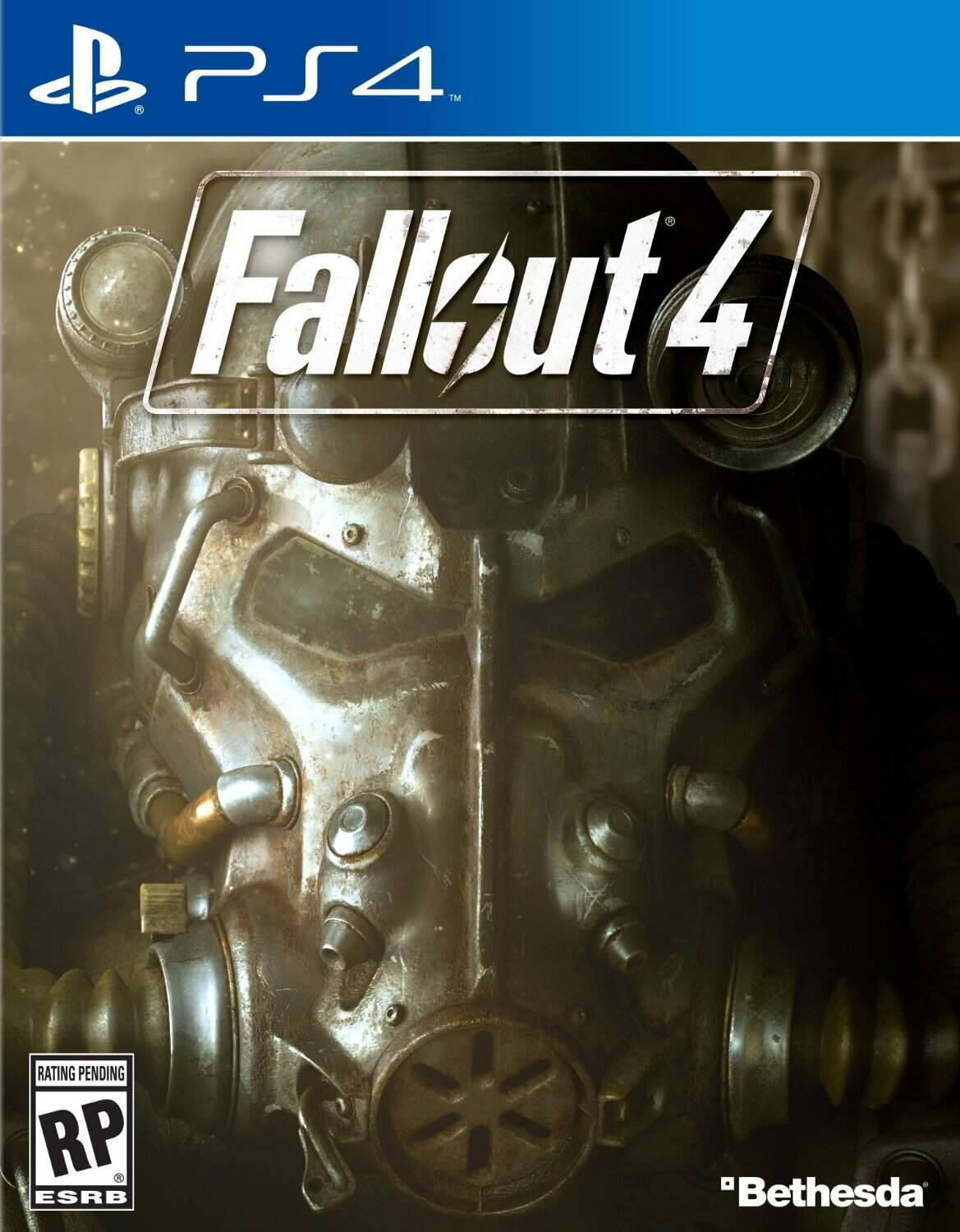 Fallout 4 - Ps4 (Seminovo)