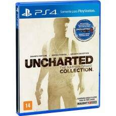 Uncharted: The Nathan Drake Collection - Ps4 (Seminovo)