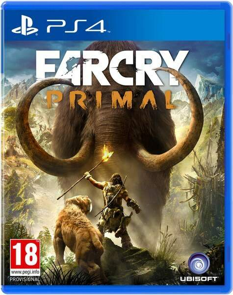 Farcry Primal - Ps4