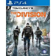 Tom Clancys - The Division- Ps4