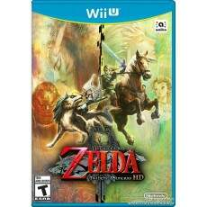 Legend of Zelda Twilight Princess HD - Wii U
