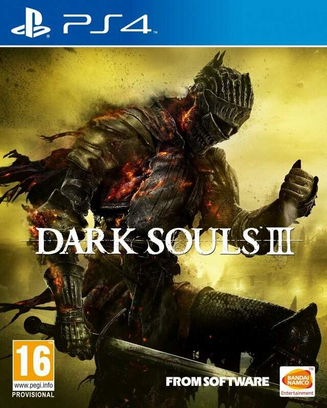 Dark Souls 3 - Ps4