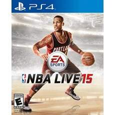 NBA Live 15 - Ps4 (Seminovo)