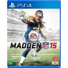 Madden 15 - Ps4 (Seminovo)