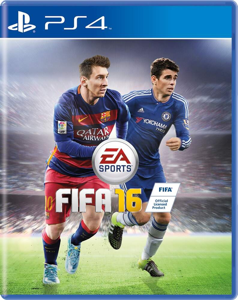 Fifa 16 - Ps4 (Seminovo)