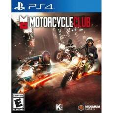 Motorcycle Club - Ps4 (Seminovo)