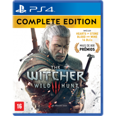 The Witcher 3 - Wild Hunt - Complete Edition - Ps4