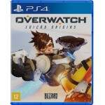 Overwatch - Origins Edition - Ps4 (Seminovo)