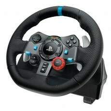 Volante Gamer Logitech G29 Driving Force Ps4 Ps3 e Pc