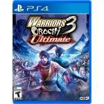 Warriors Orochi 3 Ultimate - Ps4 (Seminovo)