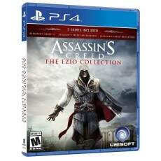 Assassins Creed: The Ezio Collection - Ps4