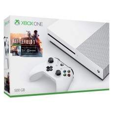 Xbox One S - 500GB Battlefield 1