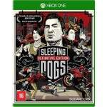 Sleeping Dogs: Definitive Edition - Xbox One (Seminovo)