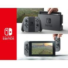 Nintendo Switch Cinza Gray