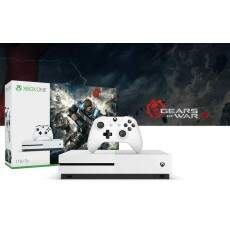 Xbox One S 1TB Gears of War 4