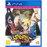 Naruto Shippuden: Ultimate Ninja Storm 4 Road to Boruto - Ps4 (Seminovo)