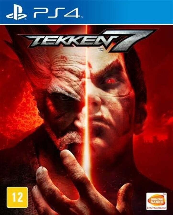 Tekken 7 - Ps4 (Seminovo)
