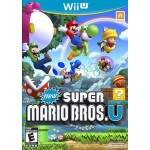 New Super Mario Bros U - Wii U (Seminovo)