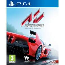 Assetto Corsa - Ps4 (Seminovo)