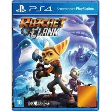 Ratchet  Clank - Ps4 (Seminovo)