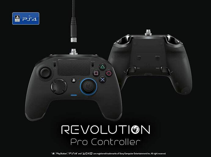 Revolution Pro Controloller Nacon - Ps4