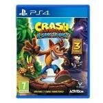 Crash Bandicoot N sane Trilogy - Ps4 (Seminovo)