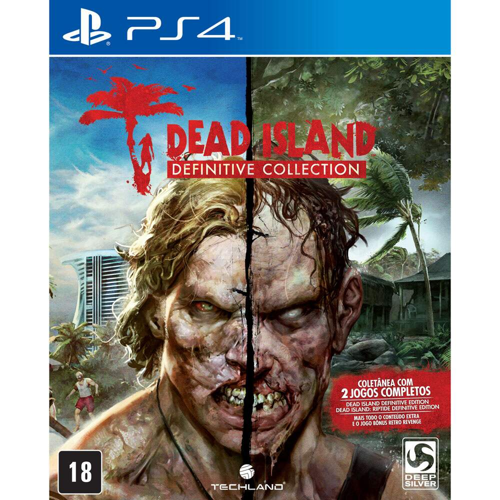 Dead Island: Definitive Edition - Ps4 (Seminovo)