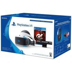 Playstation VR Bundle Gran Turismo