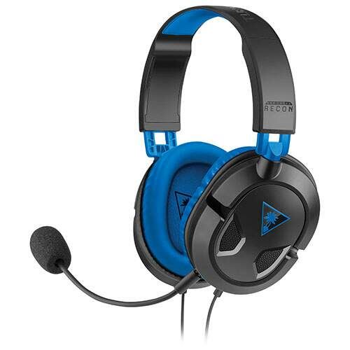 Headset Turtle Beach: Ear Force Recon 60P - Ps4
