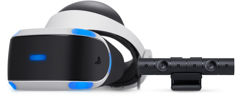 Playstation VR + Camera - Ps4