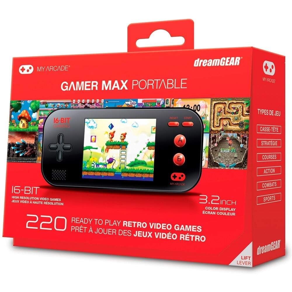 Game Max Portable - DreamGear