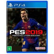 PES 2019: Pro Evolution Soccer - Ps4