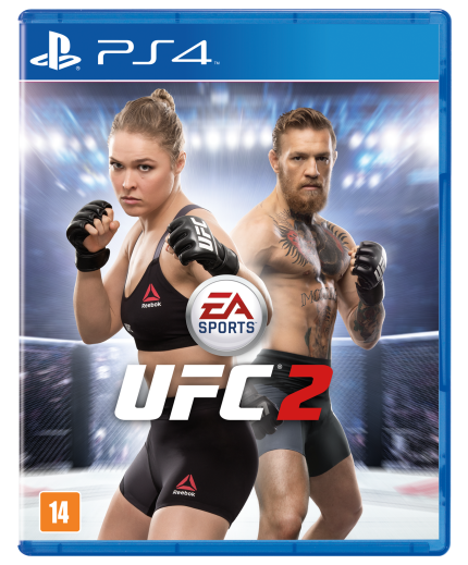 UFC 2 - Ps4 (Seminovo)